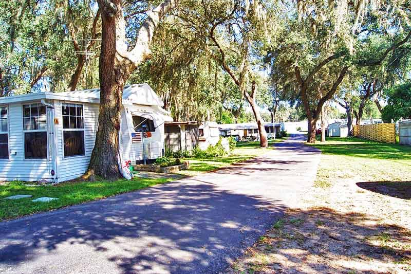 View our Welcoming Zephyrhills, Florida RV Park : Andy's